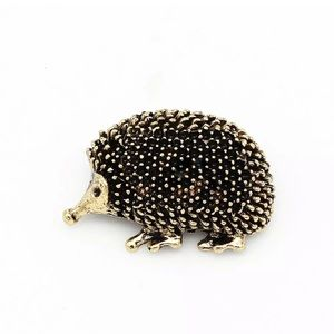 Just in! Brand NEW Adorable Hedgehog Brooch!
